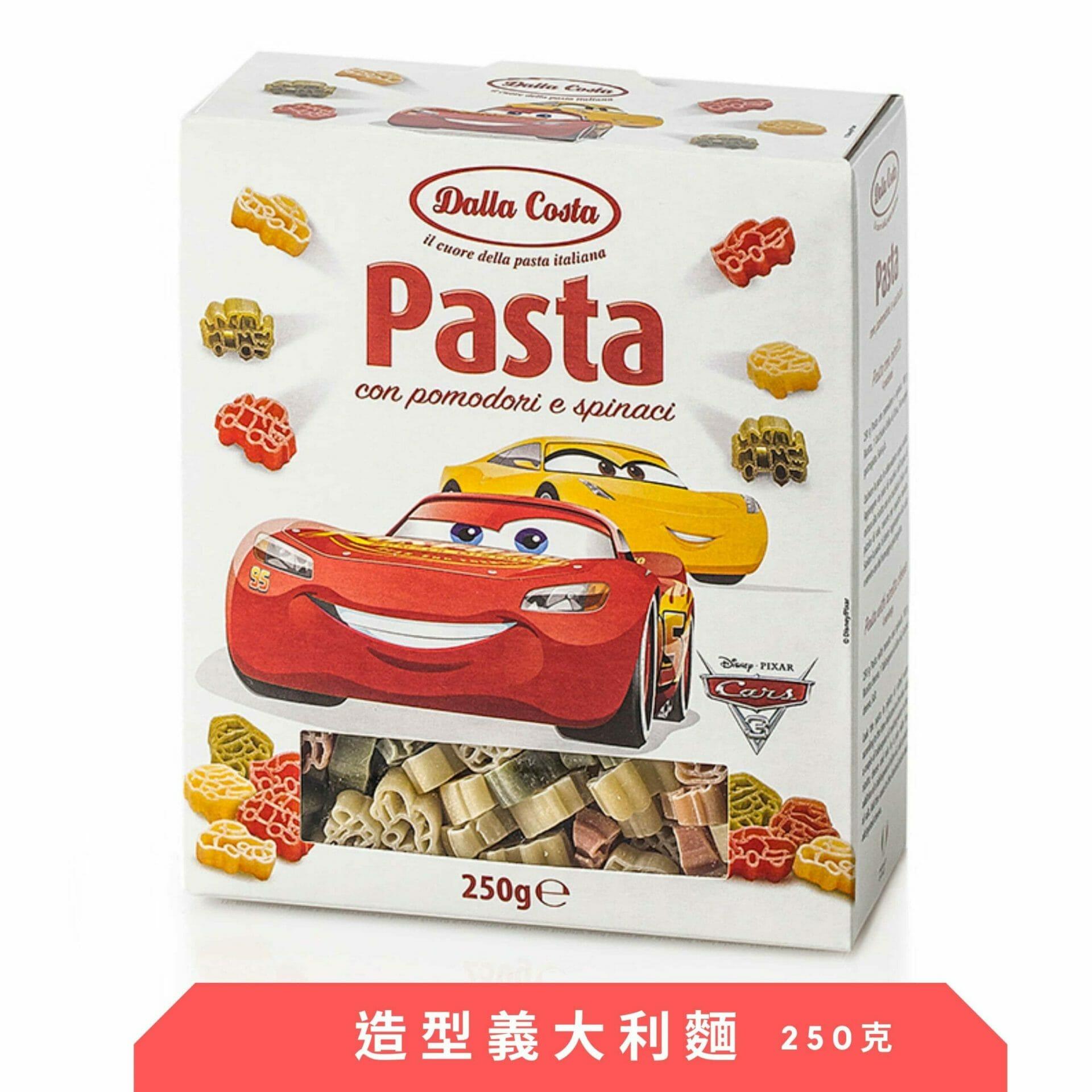[Dalla達樂]迪士尼造型義大利麵 250g - 8