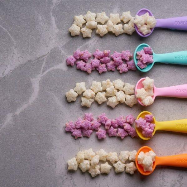 麥星星-紫地瓜口味-40g (1罐入) - 4